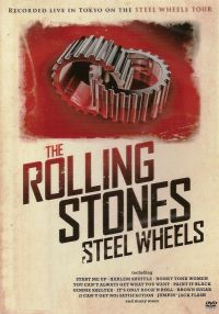 Cover The Rolling Stones - Steel Wheels [DVD]